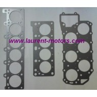 Steel decompression plate