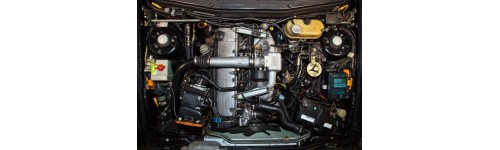 Kit turbo M30 E28 E32 E34 E12 etc...