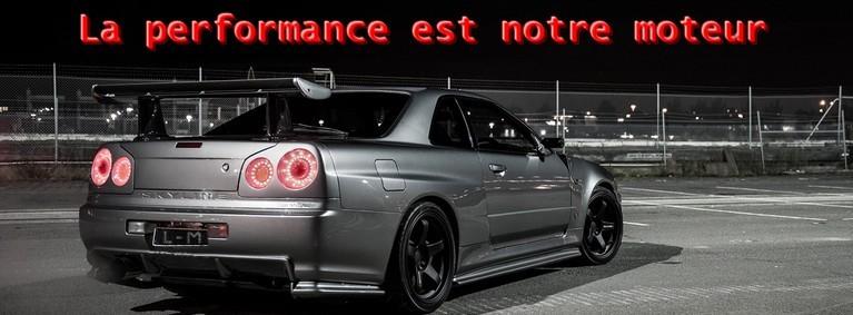 La performance est notre moteur